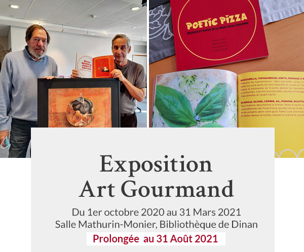 Exposition Art Gourmand